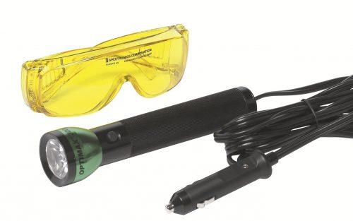 Lampa UV pentru detectarea scurgerilor de agent refrigerant
