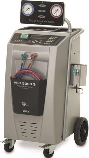 ASC5300G - Aparat service A/C auto, complet automat, R1234yf