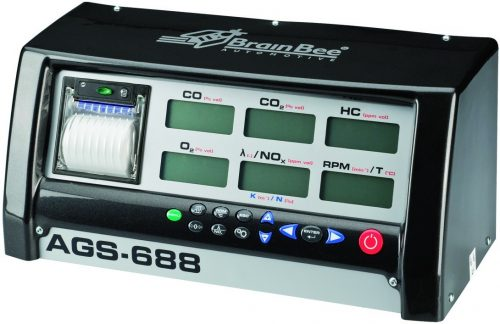 AGS688+OPA100 - Combina analizor si opacimetru