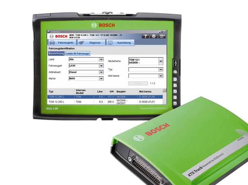 KTS 800 Truck - Sistem complet pentru diagnoza