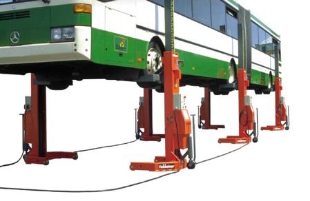 EHB707V11U06 - Sistem mobil de 6 coloane, 7.2t, cu cabluri