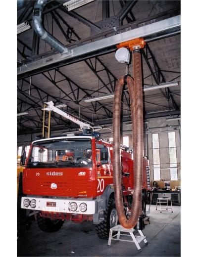 KIT SR 1000-12m - Exaustare suspendata
