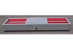 BPS-K-3.5 - stand testare sistem de franare pentru turisme si utilitare pana in 3.5 tone