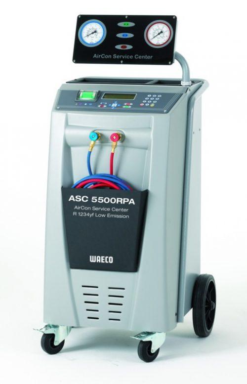 ASC 5500 RPA Low Emission - aparat service A/C complet automat, R1234YF