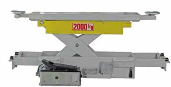 J20PNX - cric de punte