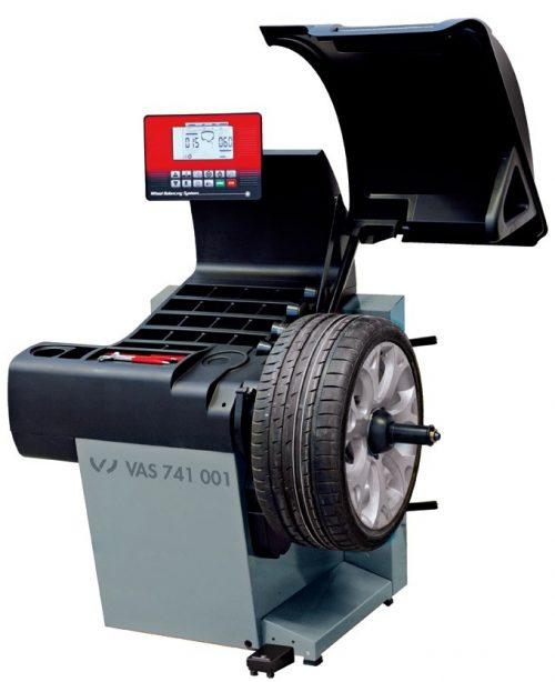 VAS 741 001 - Masina de echilibrat electronica, cu display LED