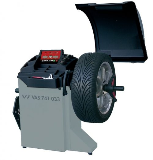 VAS 741 033 - Masina electronica de echilibrat, cu display LED