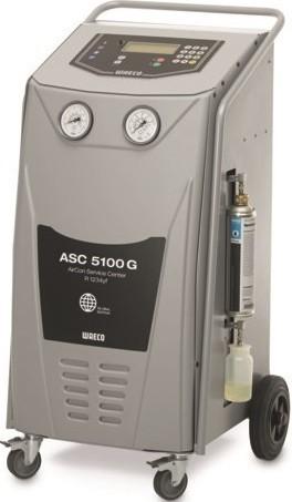 ASC 5100G - Aparat service A/C, complet automat, R1234yf