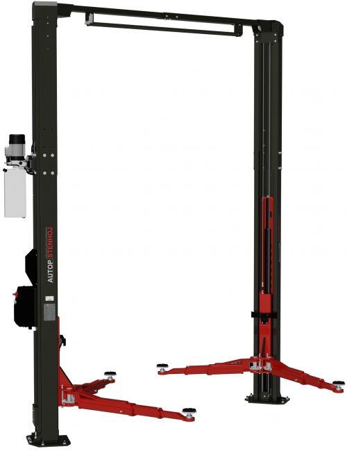 Magnat 40 - Elevator electro-hidraulic, 2 coloane, 4 tone