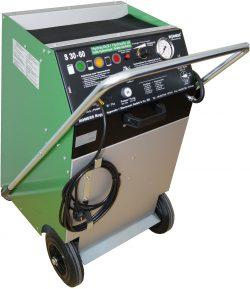 S 30-60 HY 2 - aparat pentru aerisirea si schimbatul uleiului hidraulic la instalatie de frana