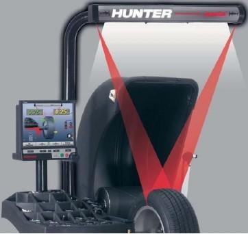 HammerHead - sistem Laser pentru pozitionarea greutatilor